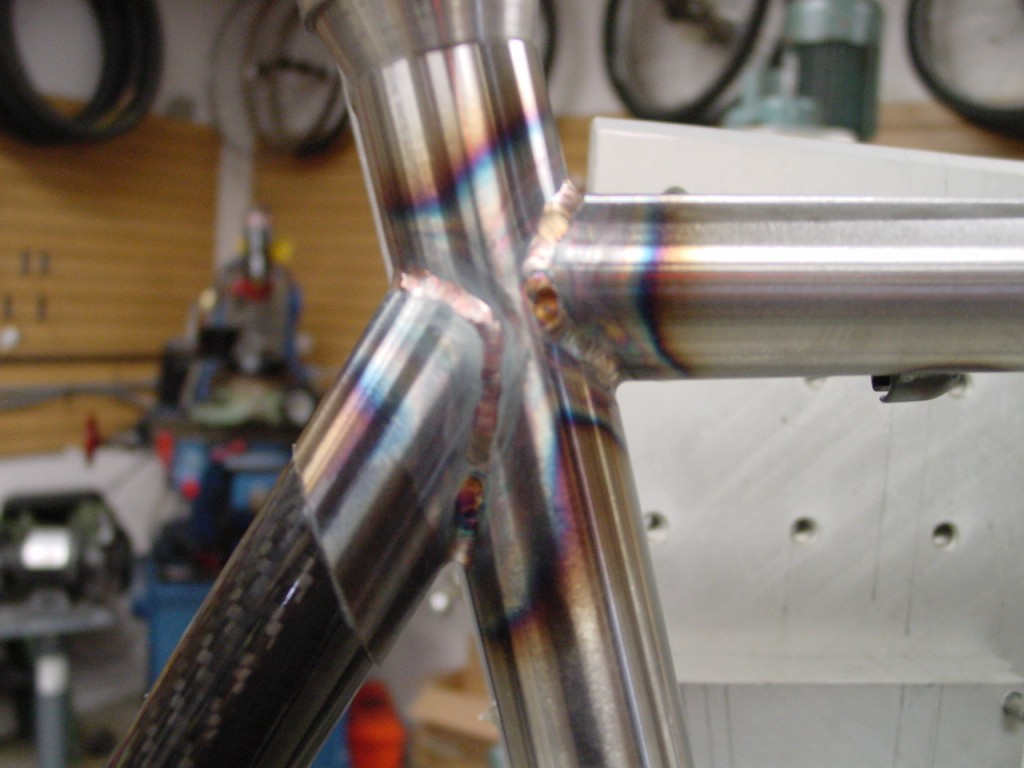 seat tube joints
