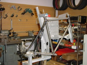 welded frame