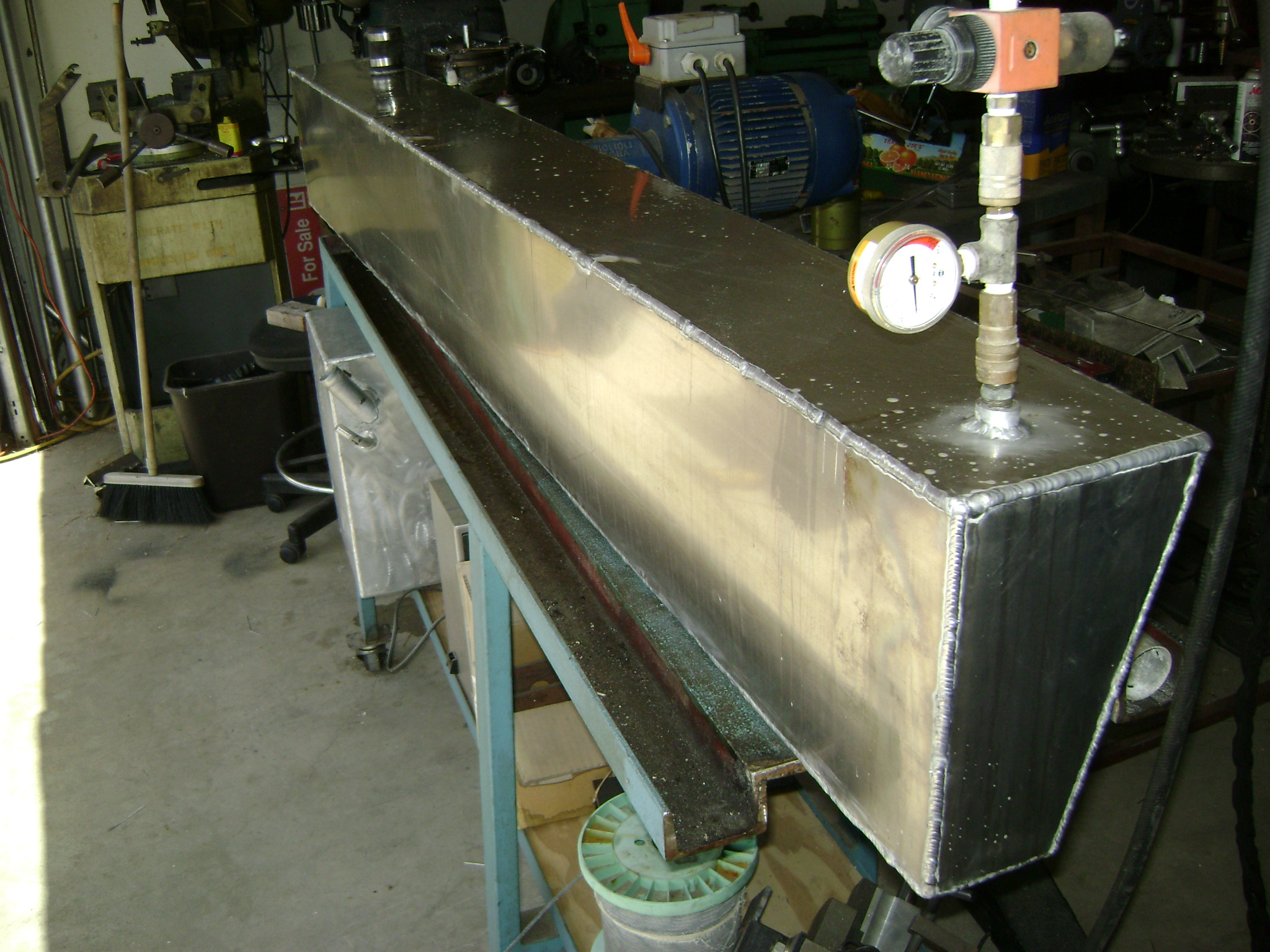 Boat Tanks Jb Fabrication And Welding