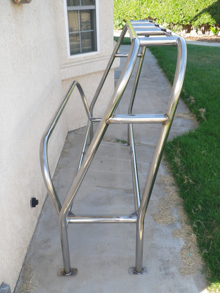 316 stainless steel combination arch