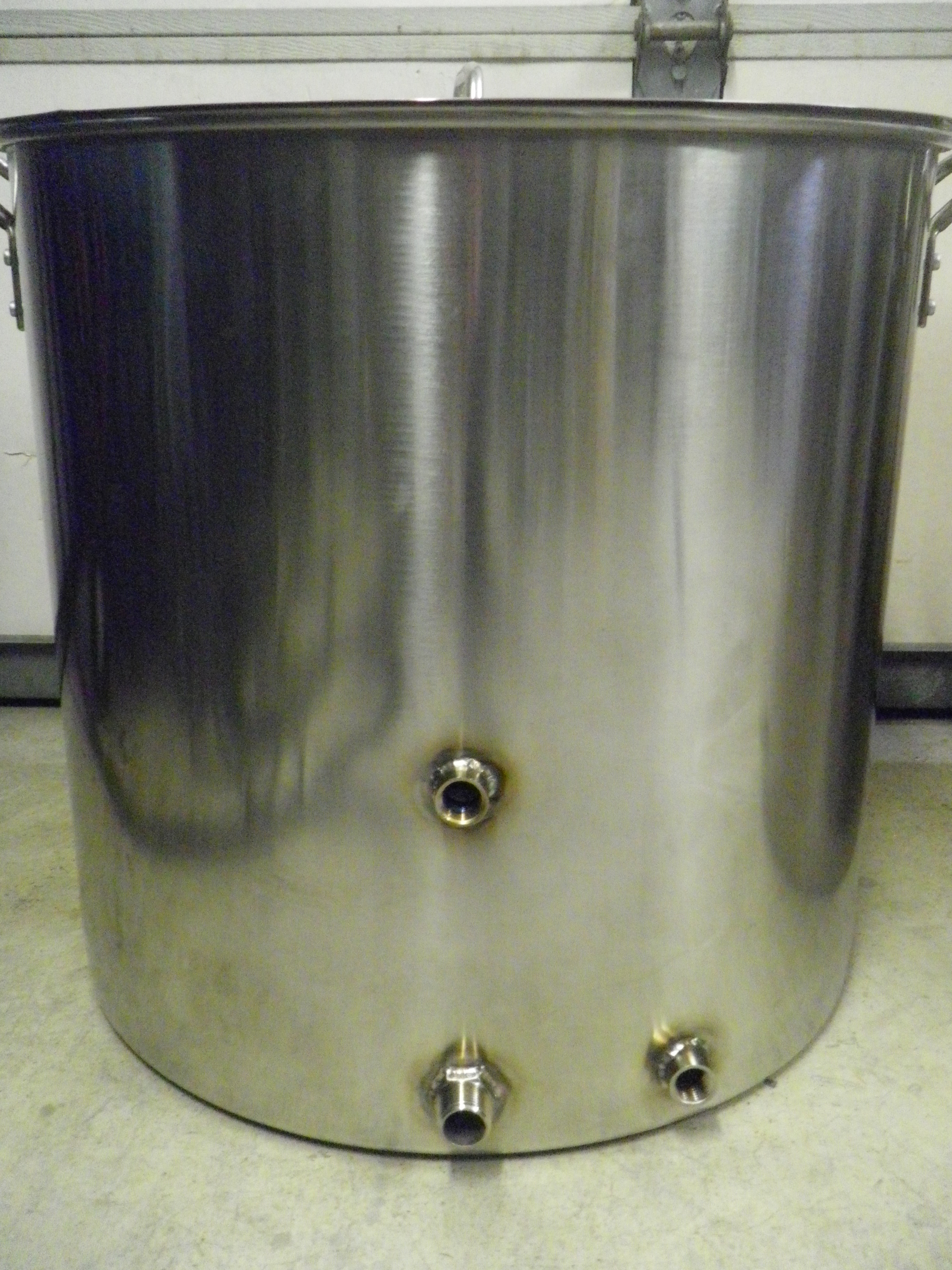Mashtun And Boil Kettle Modifications Jb Fabrication And
