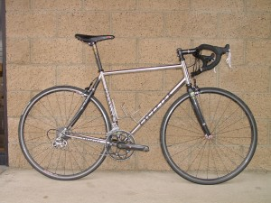 Stainless steel bicycles