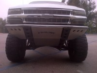 Chevy Tahoe bumper