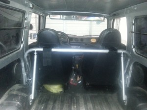 Suzuki Samurai Exo Cage Jb Fabrication And Welding