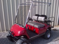 Yamaha golf cart roll cage