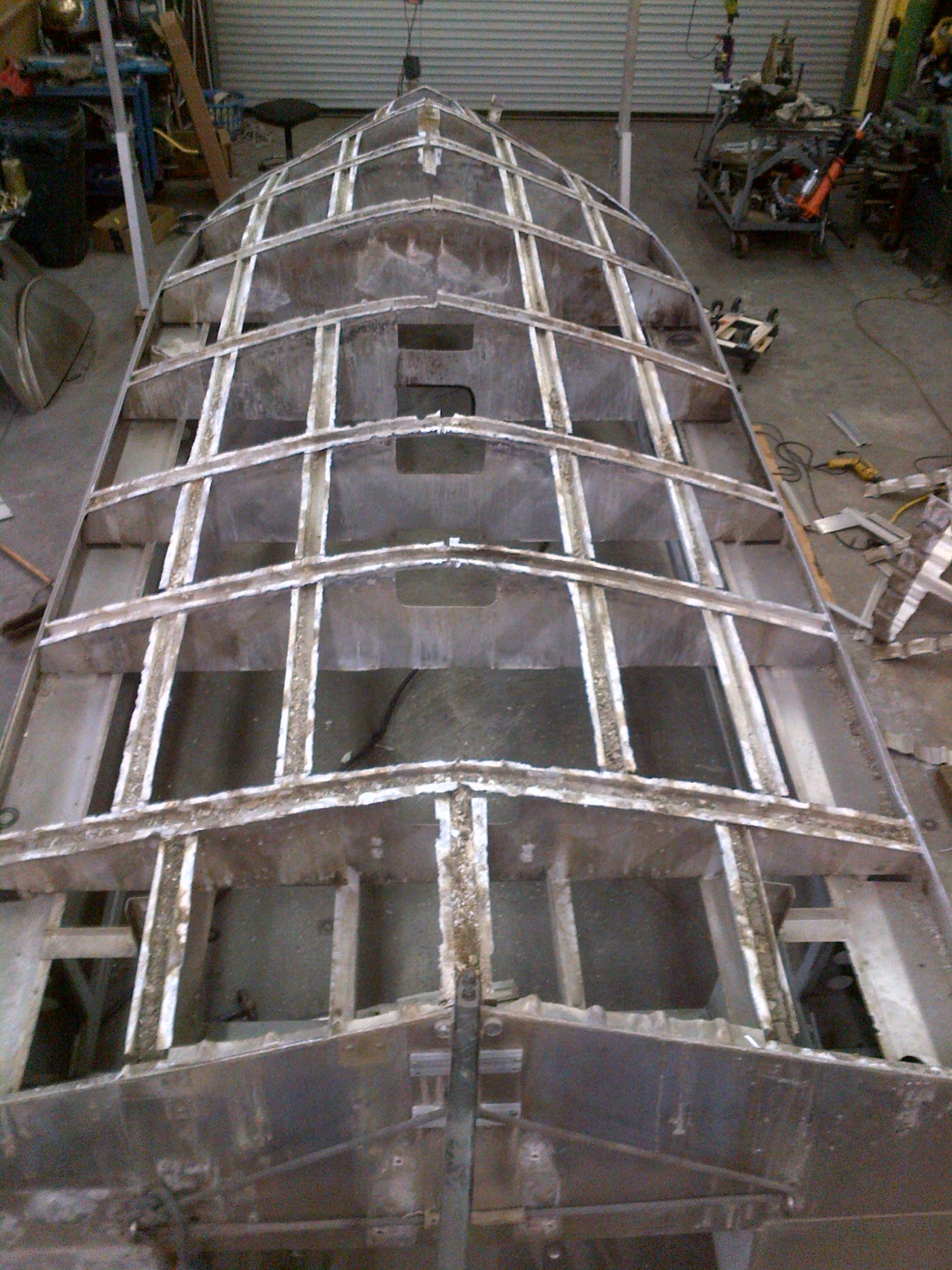 Marine Aluminum Jb Fabrication And Welding