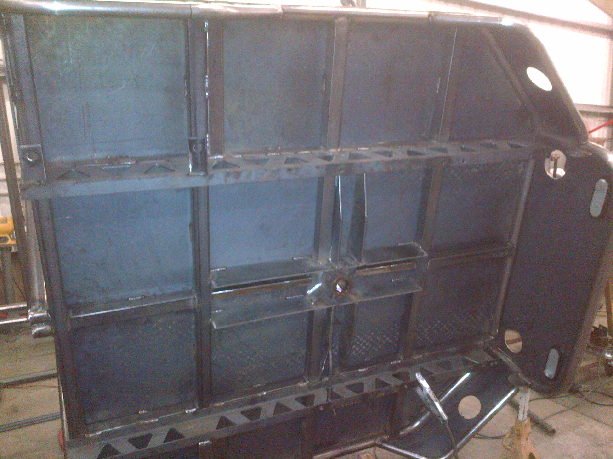 Chevy Flat bed, chase rack, headache rack   JB Fabrication and Welding
